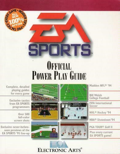 Ea Sports Official Power Play Guide de Chris Rice