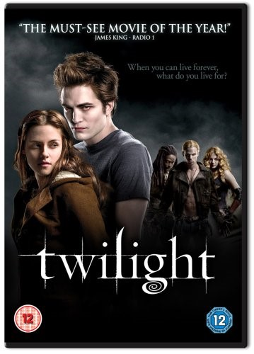 Twilight-DVD-Good-PAL-Region-2