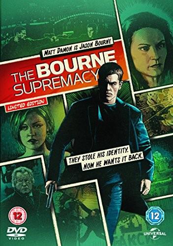 Reel-Heroes-Bourne-Supremacy-DVD-Good-PAL-Region-2